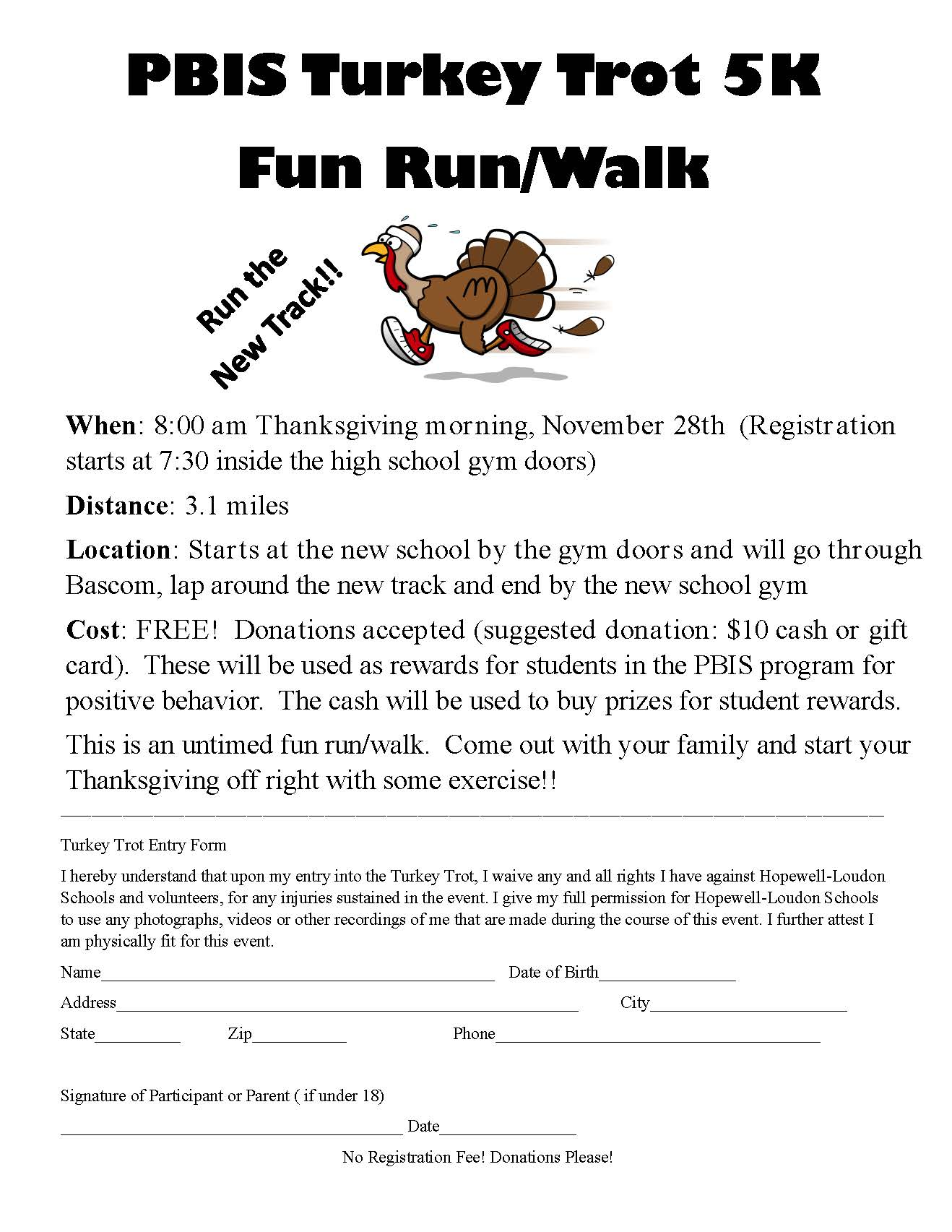 turkey trot 5kposter Page 1